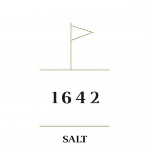 1642 (salt) Menthol Canadian tobacco.