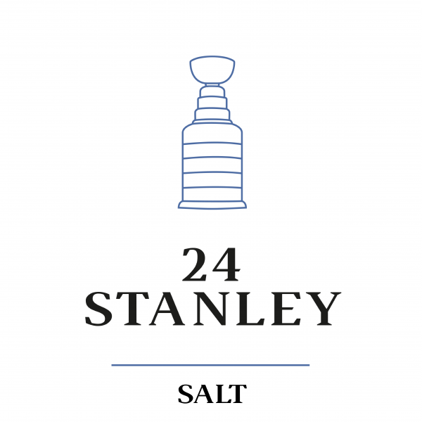 24 Stanley (salt) Mild Canadian tobacco with hints of grape and rum.
